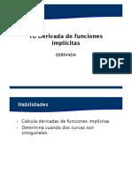 10._Derivacion_implicita