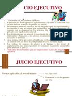 Presentacion Proceso Civil Ejecutivo