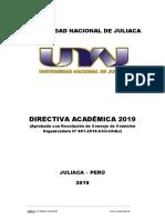 Directiva Academica 2019 - i - Digeaa- (1)