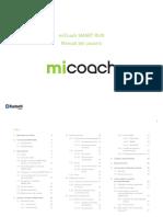 MiCoach SMART RUN User Manual