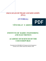 (eBook - Electronics) - Principles of PLL - Tutorial (Kroupa 2000)