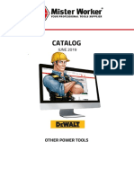 Dewalt Other Power Tools