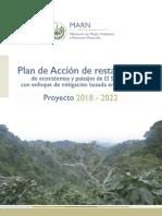 Plan de Accion Restauración EL SALVADOR