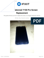 Doogee Valencia2 Y100 Pro Screen Replacement