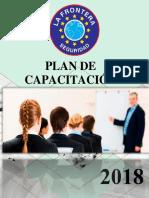 Plan de Capacitaciones - La Frontera