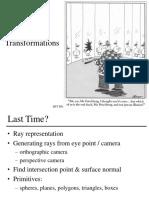 Transformations math 3