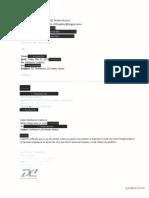 DeWayne Craddock Resignation Letter