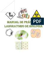 Manual de Laboratorio de Biología