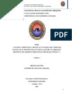 1 Analisis y Diseño de La Red de Alcantarillado y Drenaje Pluvial_unsa Arequipa