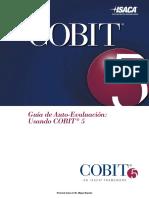 Guía de Auto-Evaluación Usando COBIT5