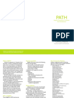 Path Brochure _ English