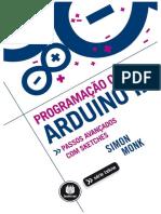 Programação Com Arduino Vol 2 - Simon Monk
