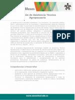 Gestion Asistencia Tecnica Agropecuaria