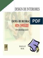 Curso Design Nida Chalegre
