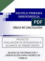 REUNION PRIMER GRADO CI.ppt