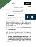 155-17 - JOSE ANTONIO CHUMBE CARDENAS - Ejecución de la garantía de fiel cumplimiento ante la declaración de nulidad del contrato (T.D. 11036939.doc