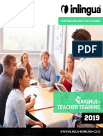 Erasmus+ Teacher Training 2019