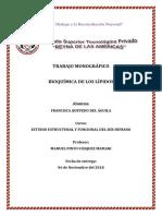 MONOGRAFÍA DE BIOQUIMICA DE LOS LIPIDOS - REYNA DE LAS AMERICAS.docx