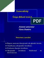Prelegere Tiroida Si GDT Harea 2013