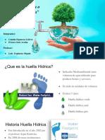Presentación Huella Hídrica