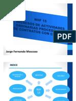 Presentación NIIF 15 FM