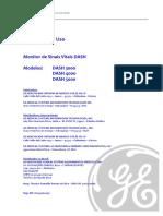 Monitor de Sinais Vitais DASH