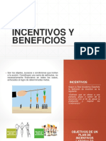 Incentivos y Beneficios