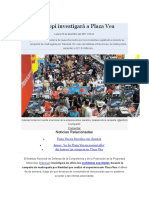L14.Indecopi Investigará a Plaza Vea.26.12.2011