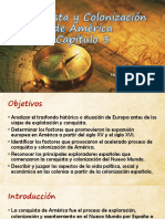 Capítulo 3 - Conquista y Colonización