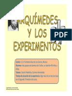 arquimedes_experimentos