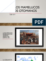 de los mamelucos a los otomanos