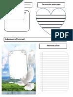 Prayer Sheet
