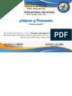 Bls Certificate