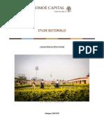 Etude Sectorielle - L'Education en Cote d'Ivoire