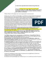 FICHAMIENTO . La Teoría de Las Representaciones Sociales de Serge Moscovici Martín Mora