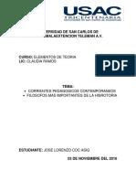 Corrientes pedagógicas contemporáneas LORENZO.docx