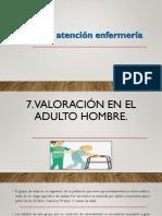 7. PAE Valoración Del Adulto Hombre