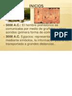 Historia de Las Telecomunicaciones 5