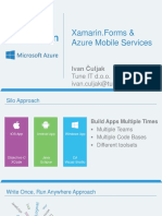 Xamarin and Mobile Services 2