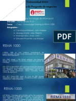 Caso REMA 1000 - Grupo 04