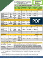FiberOne Home Plan Sheet