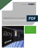 Aurora Software Guide 1015