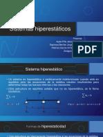 Sistemas-hiperestáticos