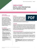 Data Loss Prevention Dlp Datasheet
