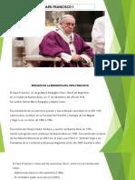 El Papa Francisco - Junio