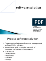 Group 6_Precise Software Solutions