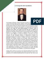 Jose Joaquin de Olmedo Trabajo 2