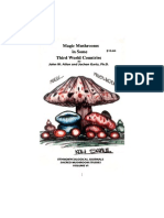 Magic Mushrooms Third World Countries