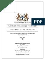 Project Progress Report