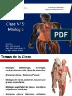 Clase 5 Miología